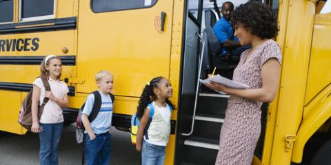 Top 3 Ways to Distract Children During a Long Bus Ride, Passaic, New Jersey