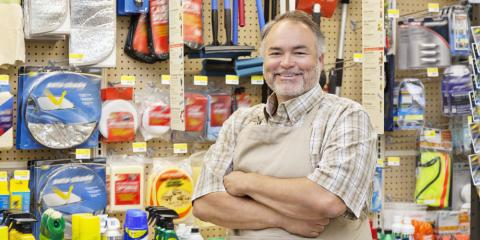3 Reasons to Shop at Your Local Hardware Store, Warsaw, New York