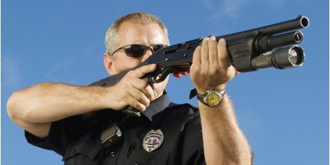What Not to Do When Handling a Shotgun, Anchorage, Alaska
