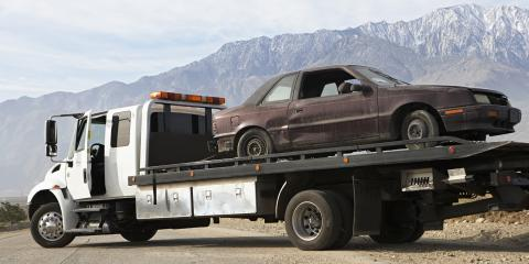 3 Times When You Should Call a Tow Truck, Russellville, Arkansas