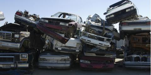 3 Tips for Buying Used Car Parts at a Junkyard, Brown, Ohio