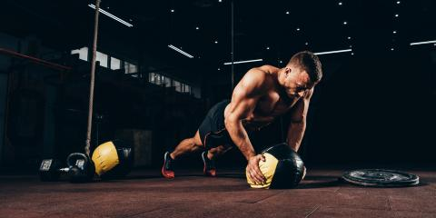 5 Exercises That Complement CrossFit®, Beavercreek, Ohio