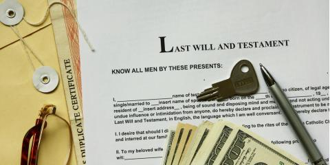 Texas Lawyer Discusses 3 Common Mistakes When Writing a Will, Centerville, Texas
