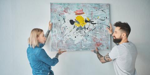 How to Store Artwork , La Crosse, Wisconsin