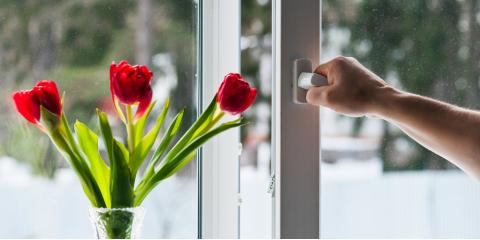 Tips for Keeping Windows Clean All Year, O'Fallon, Missouri