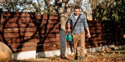 4 Steps for Operating a Leaf Blower , Chewelah, Washington
