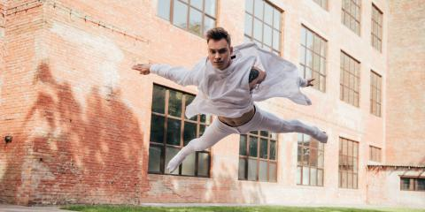 How Does Ballet Benefit Football Players?, Newark, Ohio