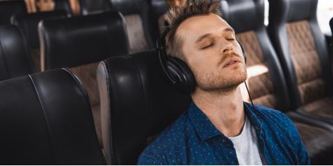 3 Tips to Help You Sleep on a Bus Charter, Eagan, Minnesota