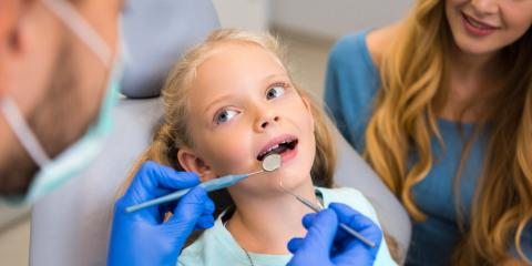 4 Ways to Reduce Anxiety About Your Child's First Dental Appointment, ,