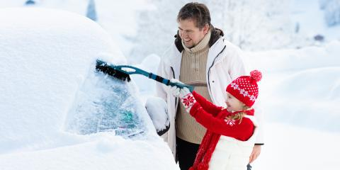 4 Winter Auto Glass Care Tips, Chillicothe, Ohio