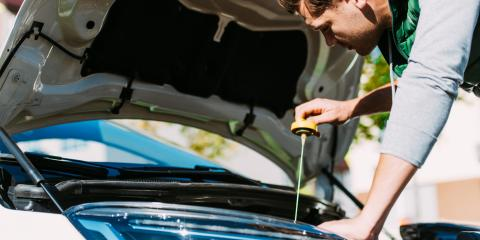 How to Take Care of Your Car After It's Been Idle All Winter, Burney, California