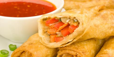 What's the Difference Between Egg Rolls & Lumpia?, Kahului, Hawaii