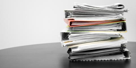 3 Storage Tips for Important Documents, Moberly, Missouri