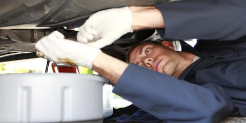 3 Reasons Not to Change Car Oil Yourself, Anchorage, Alaska
