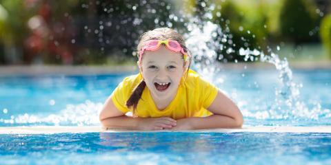 Why You Should Wear Goggles in the Swimming Pool, Kihei, Hawaii