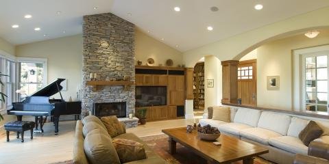 3 Tips for Choosing Home Painting Colors in an Open-Plan Space, Andover, Minnesota