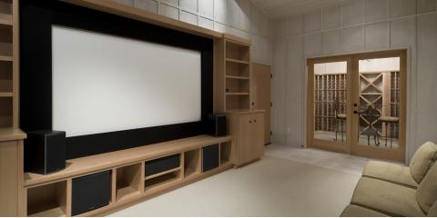 3 Essential Additions to Your Home Theater, The Village of Indian Hill, Ohio