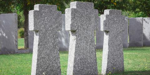 How Do Different Religions Go About Funerals?, Le Roy, New York