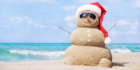 5 Reasons to Plan a Beach Vacation for the Holidays, Gulf Shores, Alabama