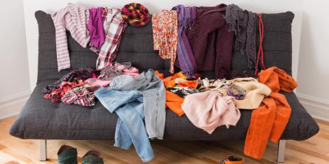 Using a Storage Unit to Declutter Your Home, Cincinnati, Ohio