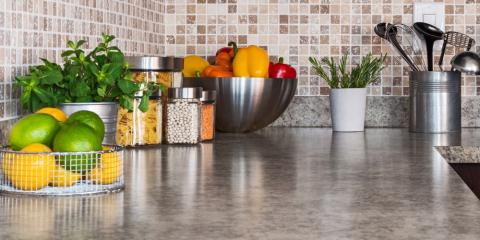 3 Family-Friendly Materials for Kitchen Countertops , Anchorage, Alaska