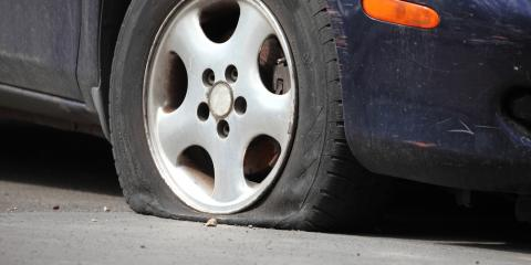 3 Signs You Have a Tire Leak, Colerain, Ohio