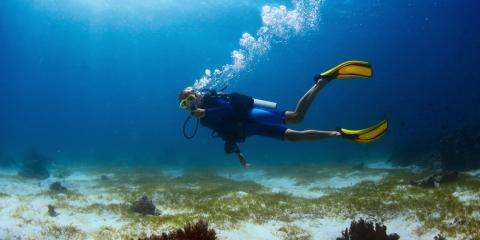3 Reasons to Get a Scuba Certification on Vacation, Honolulu, Hawaii