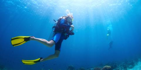 4 Tips for Scuba Diving Beginners , Honolulu, Hawaii