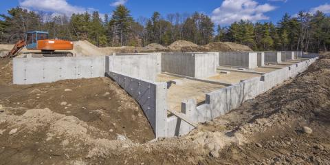 3 Advantages of Having a Concrete Foundation for Your Property, Lincoln, Nebraska