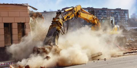 OSHA Requirements for Demolition Work, Wailuku, Hawaii