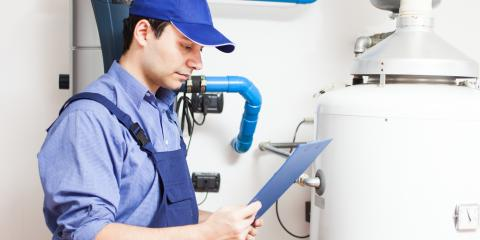 3 Signs You Need a New Water Heater, Rush, New York