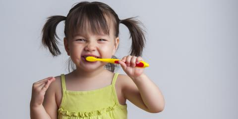 A Dentist Provides 3 Teeth Cleaning Tips for Your Child's Cheeky Smile, Ewa, Hawaii