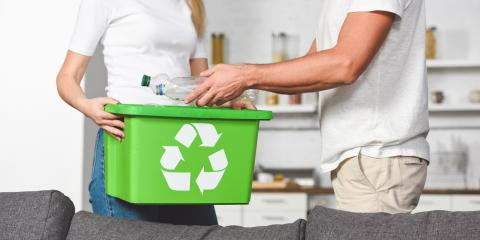 4 Steps to Prepare for Recycling Pickup , Pekin, Illinois