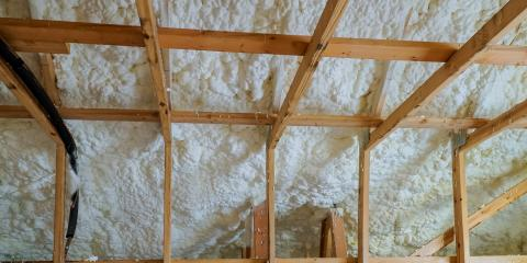 3 Benefits of Spray Foam Insulation for Commercial Buildings, Syracuse, Nebraska
