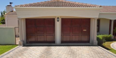 3 Ways to Prevent Garage Door Burglary, Enterprise, Alabama