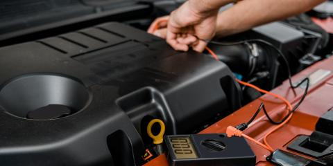 3 Reasons Your Truck's Battery Is Dead, Fairbanks, Alaska