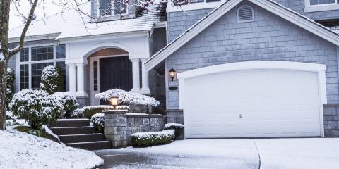 How Your Garage Door Opener Is Affected by the Winter, Dayton, Ohio