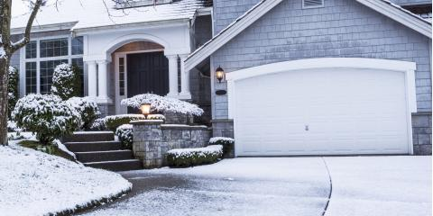 How to Winterize the Garage, Sioux City, Iowa