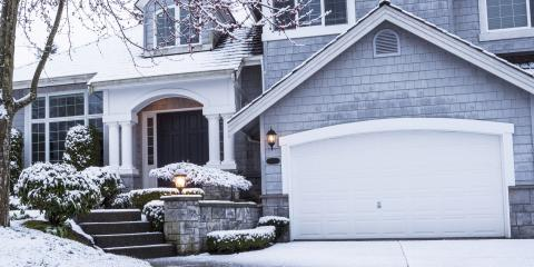 Your Guide to Winter Problems With Garage Doors, Tomah, Wisconsin