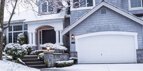 How to Prevent and Solve Frozen Garage Door Issues, Milwaukee, Wisconsin