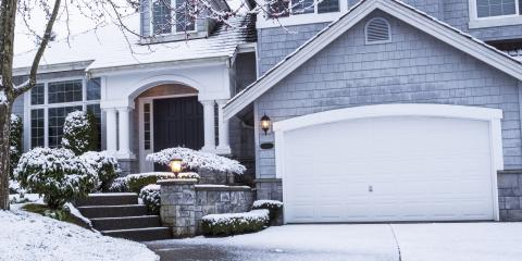 How to Prevent & Fix a Frozen Garage Door, Middletown, Ohio