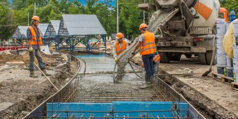 3 Benefits of Ready-Mixed Concrete, Potosi, Missouri