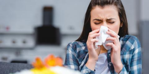 3 Ways to Reduce Allergy Symptoms at Home, New Berlin, Wisconsin