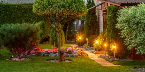 3 Benefits of Landscape Lighting, Ewa, Hawaii