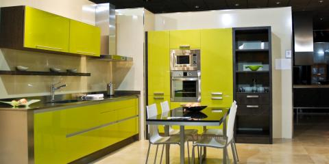 Why Choose Bright-Colored Cabinets for a Kitchen Remodeling Project?, Lawrence, Indiana