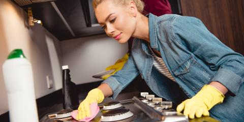 3 Reasons to Clean Your Kitchen Appliances, Colfax, North Carolina