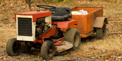 How to Prepare a Lawnmower for the Scrap Yard, Rochester, New York