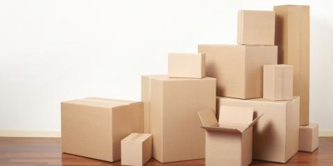 3 Places You Should Never Store Cardboard Boxes, Lexington-Fayette Southeast, Kentucky