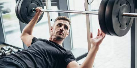 How to Bulk Up Your Arms, Clearview, Washington