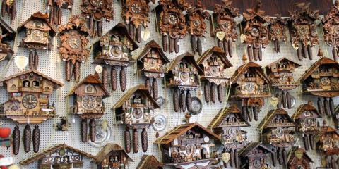 A Step-by-Step Guide to Buying an Authentic Cuckoo Clock, Mason, Ohio